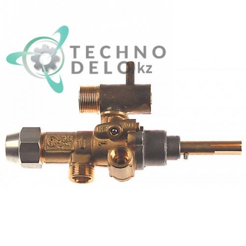 Кран газовый (аналог EGA) альтернатива EGA 196.101613 service parts uni