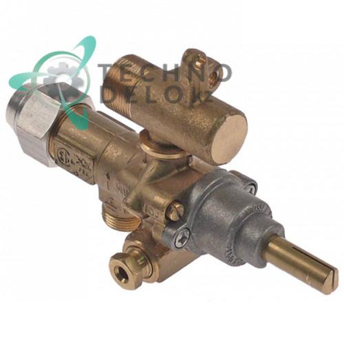 Кран газовый (аналог EGA) альтернатива EGA 196.101614 service parts uni