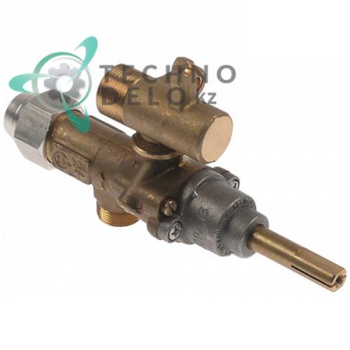 Кран газовый (аналог EGA) альтернатива EGA 196.101616 service parts uni
