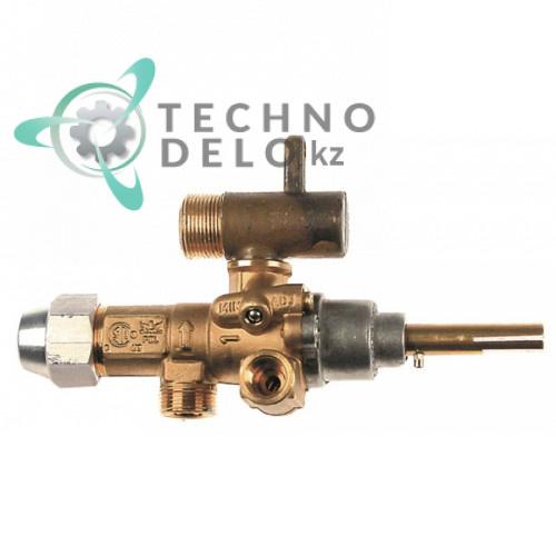 Кран газовый (аналог EGA) альтернатива EGA 196.101618 service parts uni
