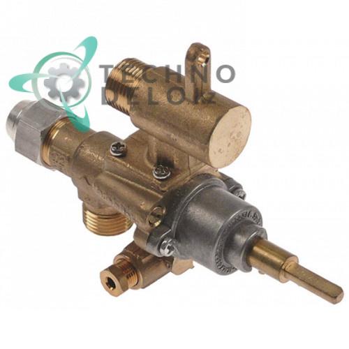 Кран газовый (аналог EGA) альтернатива EGA 196.101620 service parts uni