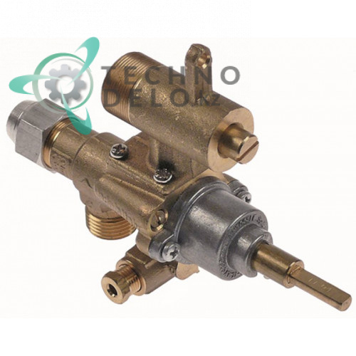 Кран газовый (аналог EGA) альтернатива EGA 196.101622 service parts uni