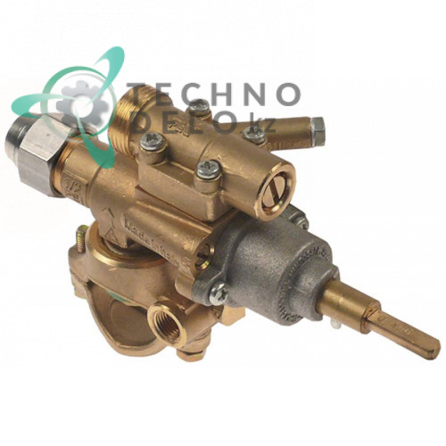 Газовый кран PEL 196.101626 service parts uni