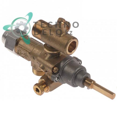 Кран газовый (аналог EGA) альтернатива EGA 196.101647 service parts uni
