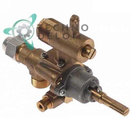 Газовый кран (аналог) альтернатива EGA 034.101649 universal service parts