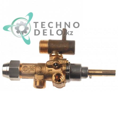 Газовый кран (аналог) альтернатива EGA 034.101652 universal service parts