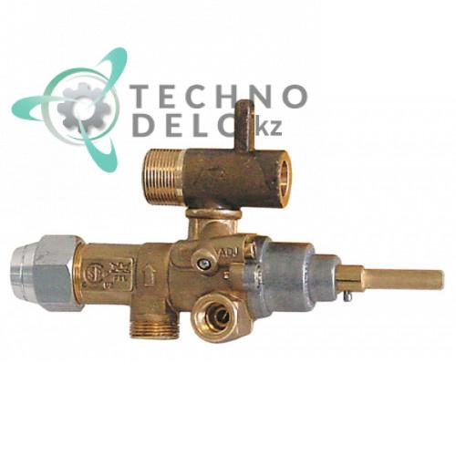 Газовый кран (аналог) альтернатива EGA 034.101653 universal service parts