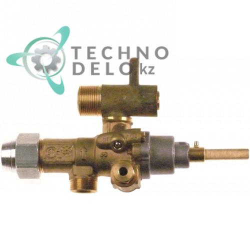 Газовый кран (аналог) альтернатива EGA 034.101655 universal service parts