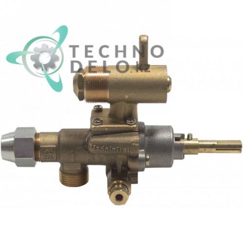 Газовый кран (аналог) альтернатива EGA 034.101659 universal service parts