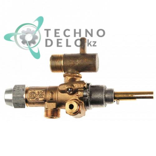Кран газовый (аналог EGA) альтернатива EGA 196.101664 service parts uni