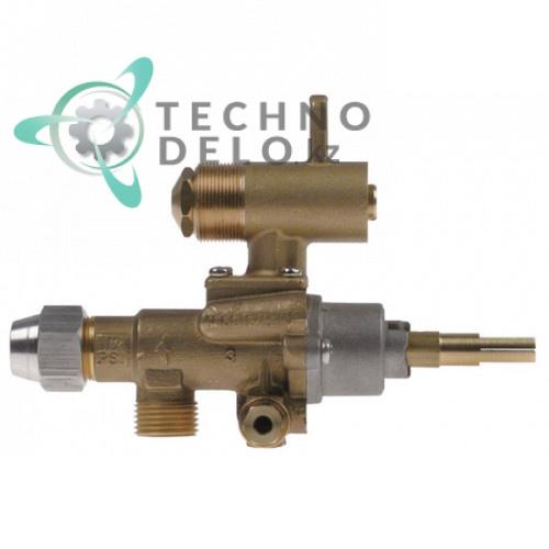 Кран газовый (аналог EGA) альтернатива EGA 196.101665 service parts uni