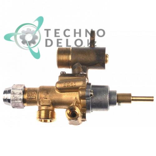Кран газовый (аналог EGA) PEL 196.101670 service parts uni