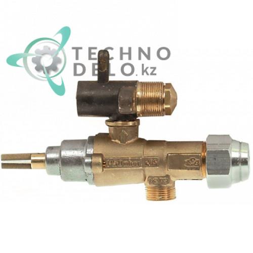 Кран газовый (аналог EGA) альтернатива EGA 196.101675 service parts uni