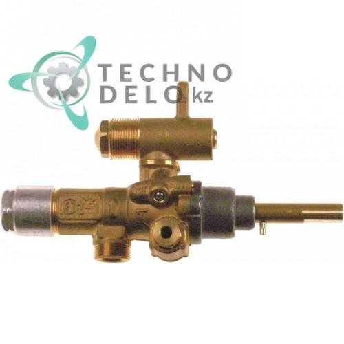 Кран газовый (аналог EGA) альтернатива EGA 196.101731 service parts uni