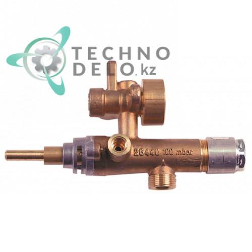 Кран газ EGA 465.101733 universal parts