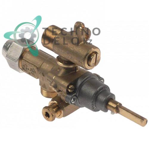 Газовый кран (аналог) альтернатива EGA 034.101735 universal service parts