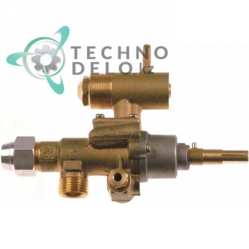 Кран газовый (аналог EGA) альтернатива EGA 196.101764 service parts uni