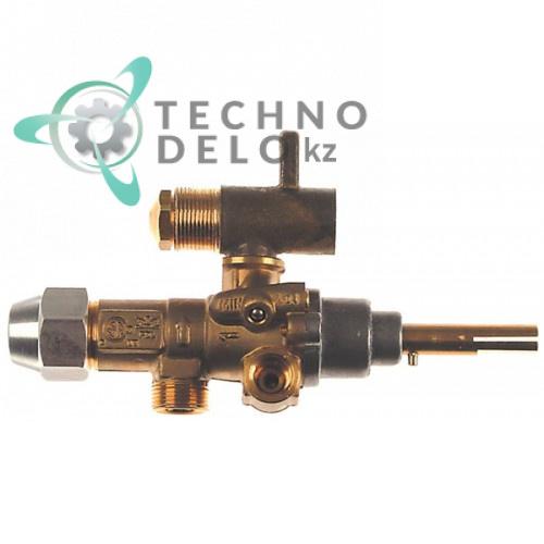 Газовый кран (аналог) альтернатива EGA 034.101767 universal service parts