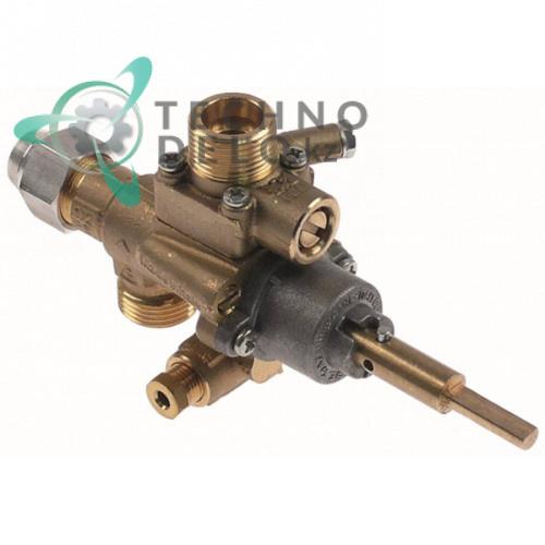 Кран газ PEL 465.101793 universal parts