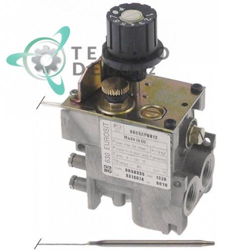 Термостат газовый тип серия 630 Eurosit (80-320°C) для оборудования Ambach, Electrolux и др.