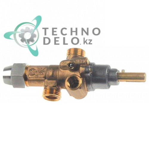 Газовый кран PEL 196.101917 service parts uni