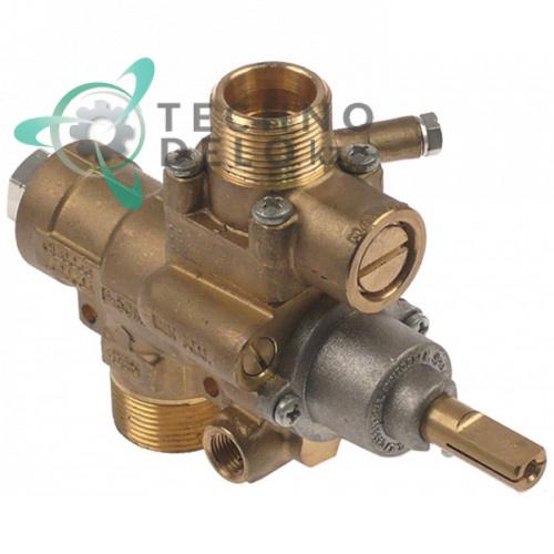 Кран газ PEL 465.101953 universal parts