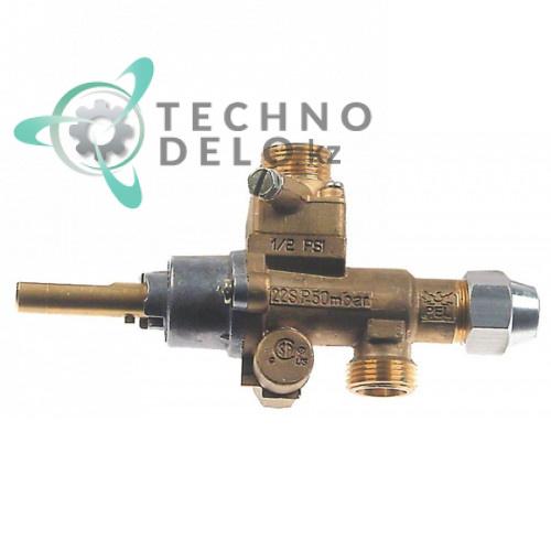 Кран газ PEL 465.101981 universal parts