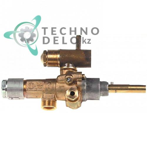 Кран газовый (аналог EGA) альтернатива EGA 196.101983 service parts uni