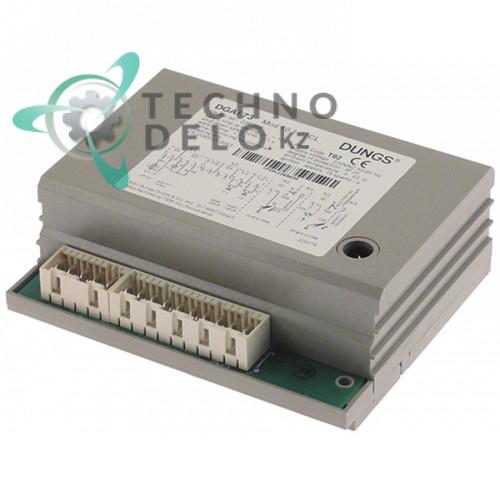 Блок управления Dungs DGAI.73 10.1.0TCL 2 электрода 230В защита IP20 201735 для газового варочного котла MKN