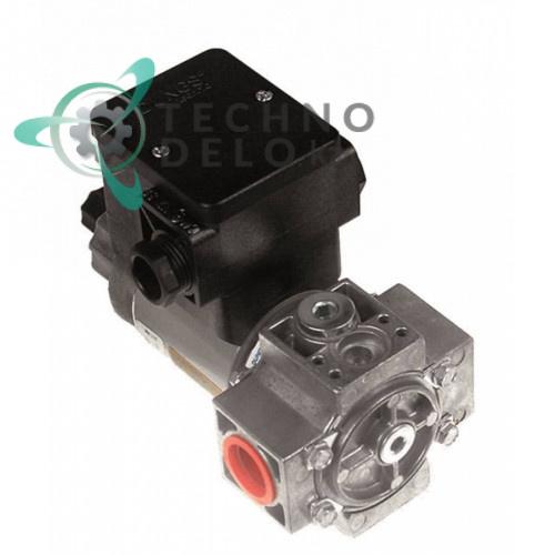 Клапан (вентиль) газовый Dungs 230VAC L76мм CE 63AQ0626 вход/выход 1 дюйм