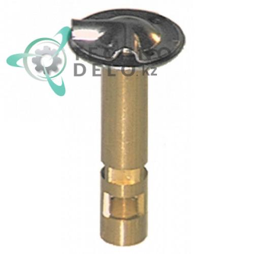 Воспламенитель SIT 0.975.016 GS8041P SP385A верхняя часть горелки конфорочной 2-х пламенной для NAYATI и др.