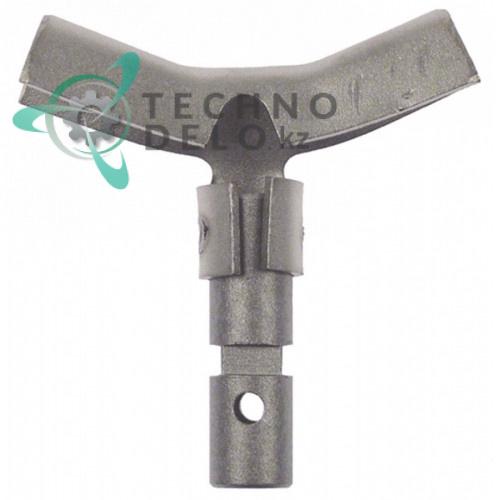 Воспламенитель Sit серия 100 29x40мм верхняя часть горелки 3-х пламенной 059301 для фритюрницы Electrolux, Zanussi