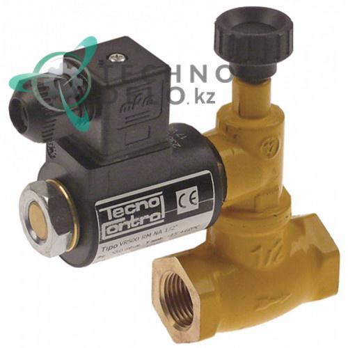 Клапан (вентиль) газовый Tecnocontrol VR5 NO 230VAC 1/2