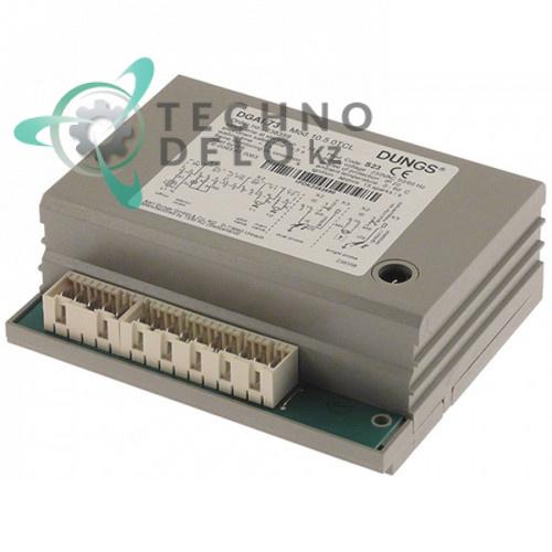 Блок управления Dungs DGAI.73 10.5.0TCL 2 электрода 230В IP20 6006190 для печи Convotherm OD6.10/OSG10.10 и др.