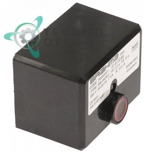 Прибор газовый автомат Brahma тип SM592N.2 EA01-0203 Retigo