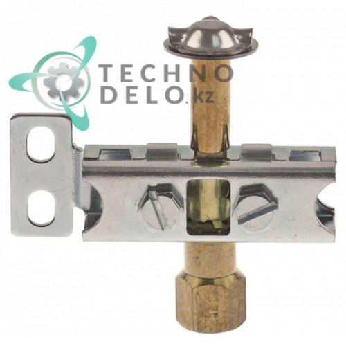 Горелка для конфорки SIT 3-х пламенная диаметр дюзы 0,21 мм для профессионального кухонного оборудования