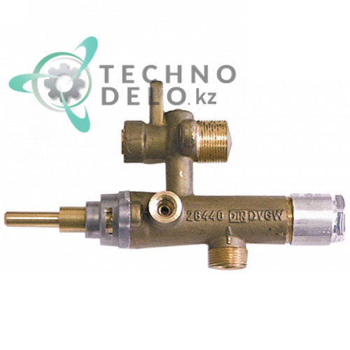 Кран газ EGA 465.104260 universal parts