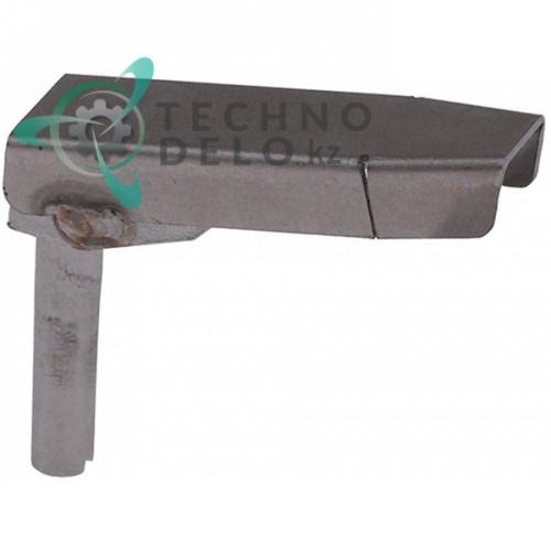 Горелка для конфорки 3060930 для плиты Angelo-Po 190FA, 190FAD, 191FADG, 191FAE, 191FAG, 290FA, 291FAG, 291FAGF