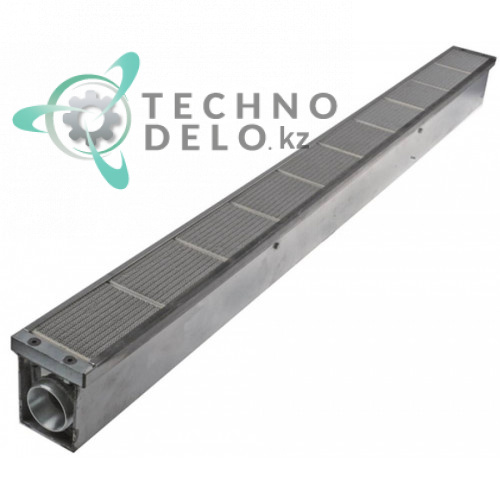 Горелка 1090x80мм 10400Вт 150000 для Tecno MCM