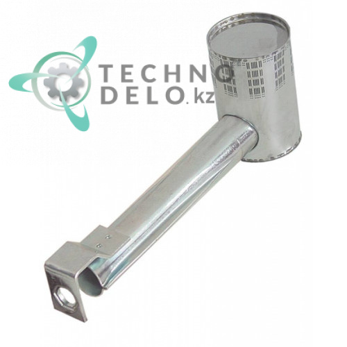 Горелка ø65мм 102x284мм RC01161000 для плиты Tecnoinox PPC70G7/PPC8FG7/PPC8G7 и др.