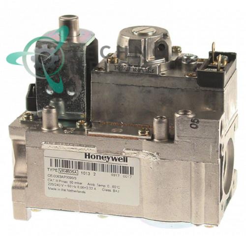Газовый клапан Honeywell VR4605A 3-37 мбар для оборудования Moretti, Electrolux и др.