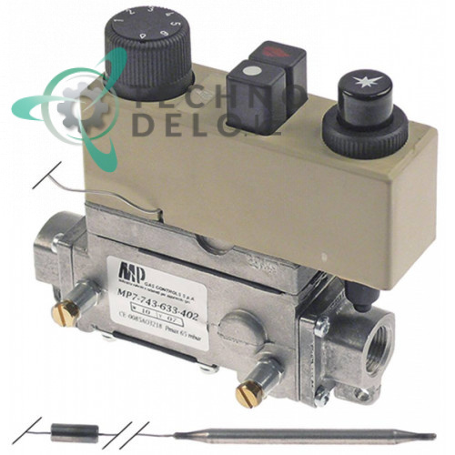 Термостат zip-106024/original parts service