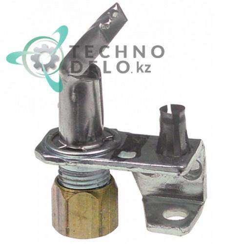 Горелка конфорки Robertshaw R-27309MOD 2C-2 код 18 природный газ 3/16 - 1/4 CCT 1415300 G0635 G0635-1 для Garland