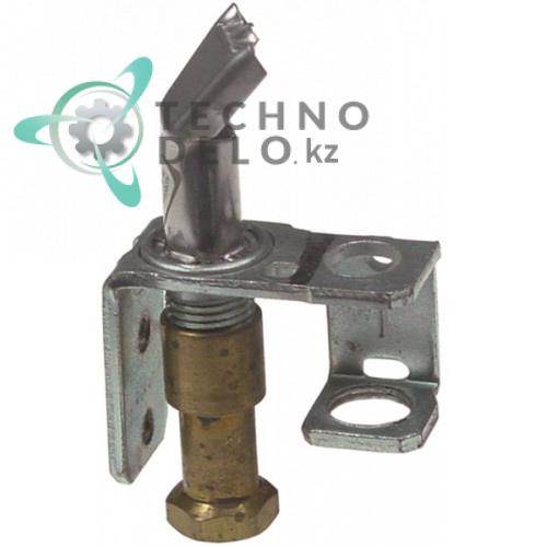 Горелка конфорочная Robertshaw 2CHL-6 код 18 1 пламенная природный газ 1/4 CCT для теплового оборудования