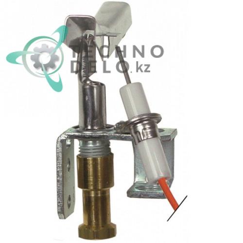 Горелка Robertshaw 6SH24-6 код 26 3-х пламенная природный газ 1/4 CCT PILOT3WAY для оборудования Parry и др.