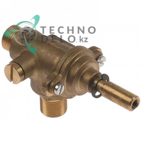 Кран газ STN3R 465.106178 universal parts