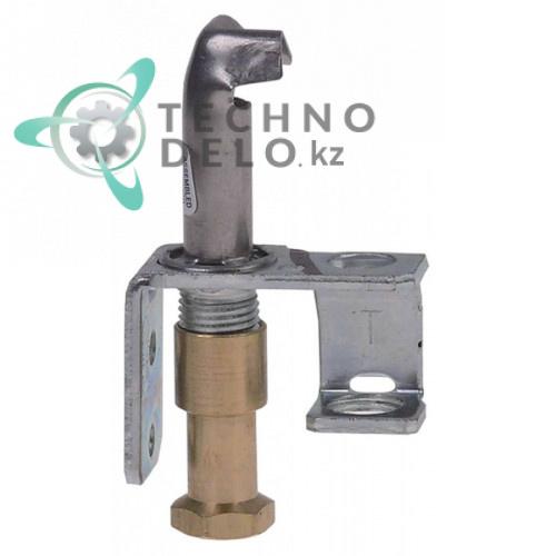 Горелка конфорки Robertshaw 5CHL-6 код 18 2-х пламенная природный газ 1/4 CCT для оборудования Imperial-USA