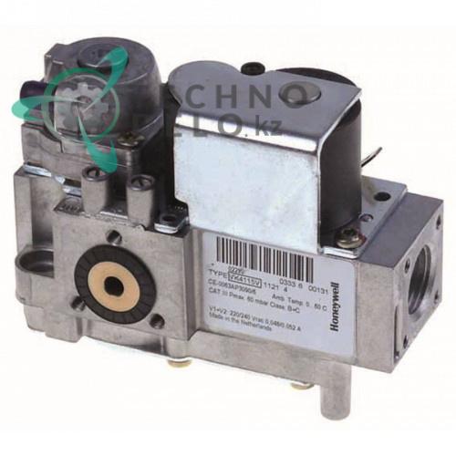 """Газовый клапан вентиль HONEYWELL VK4115V (220/240В) вход для газа 1/2"""" NPT"""