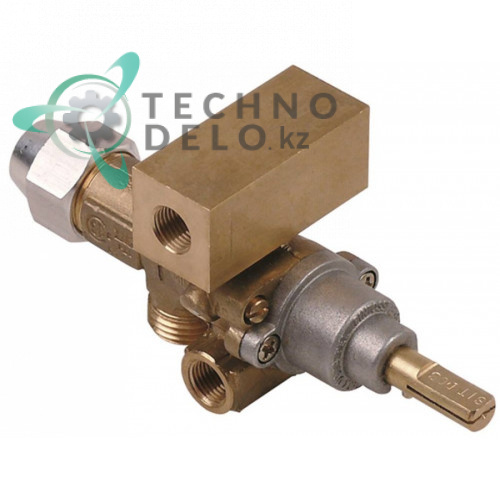 Газовый кран PEL 196.106815 service parts uni