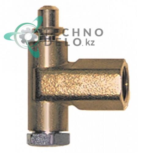 Горелка PRO-GAS (нижняя часть) серия 100 диаметр дюзы 0,35мм для кухонного профессионального оборудования